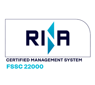 Certificato Food Management System