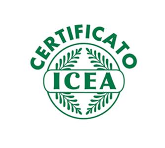 Certificato Icea Cantina Crecchio